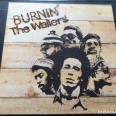 Discos de vinilo: BOB MARLEY - BURNIN THE WAILERS. Lote 246241355