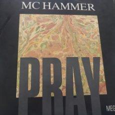 Discos de vinilo: MC HAMMER PRAY MAXI SINGLE. Lote 246241720