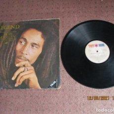 Disques de vinyle: BOB MARLEY - LEGEND - SPAIN - TUFF GONG - REF 206285 ( 5C ) - GATEFOLD - L -. Lote 246245265