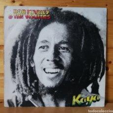 Discos de vinilo: LP ALBUM , BOB MARLEY , KAYA , SPAIN ED.. Lote 246245425