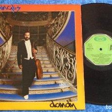 Discos de vinilo: MANGLIS SPAIN LP 1983 DANDY FOLK BLUES JAZZ ROCK MOVIE PLAY RECORDS MUY BUEN ESTADO RARO MIRA !!. Lote 246246980