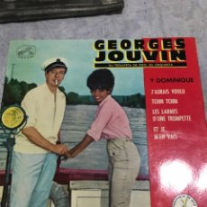 Discos de vinilo: GEORGE JOUVIN . 1ERA ED 1964. Lote 246254425