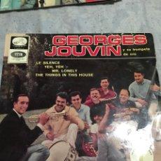Discos de vinilo: GEORGES JOUVIN 1ERA ED 1965. Lote 246254840