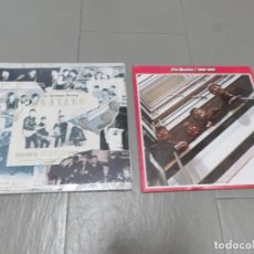 Discos de vinilo: THE BEATLES - 1962/1966- 2LP -ANTOHOLOGY. 1--3 LP ---PRECINTADO-2017- AGOSTINI -E.U.. Lote 246272465