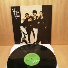 Discos de vinilo: XTC. WHITE MUSIC.. Lote 246272965