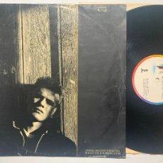 Discos de vinilo: MAXI U2 – I STILL HAVEN'T FOUND WHAT I'M LOOKING FOR EDICION ESPAÑOLA DE 1987. Lote 246275105