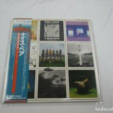 Discos de vinilo: VINILO EDICIÓN JAPONESA LP DE PINK FLOYD - A NICE PAIR EMI EMS-40068 ~ 69 ¡ LEER DESCRIPCIÓN ¡. Lote 246278940