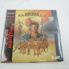 Discos de vinilo: VINILO EDICIÓN JAPONESA DE LA BSO MAD MAX Y LA CÚPULA DEL TRUENO - TINA TURNER. Lote 246288865