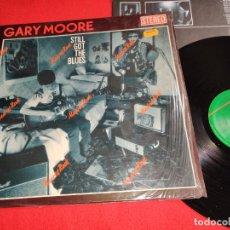 Discos de vinilo: GARY MOORE STILL GOT THE BLUES LP 1990 VIRGIN EDICION ESPAÑOLA SPAIN EX. Lote 246290940