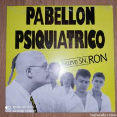 "Discos de vinilo: PABELLON PSIQUIÁTRICO 7"" PROMO RON. Lote 246292455"