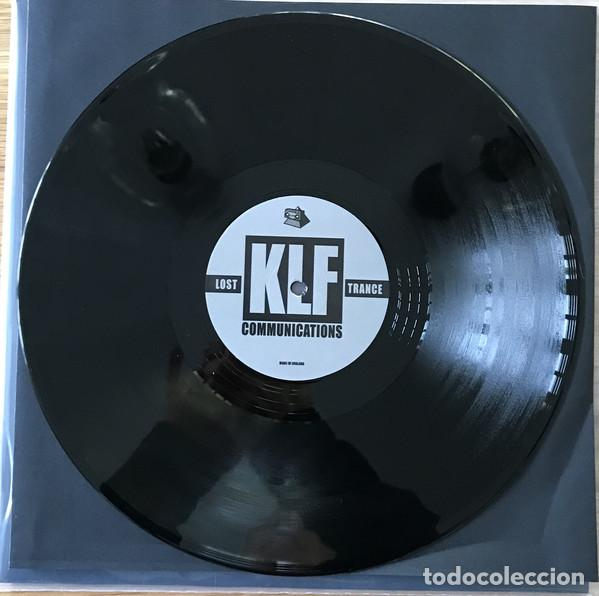 Discos de vinilo: THE KLF LOST TRANCE 2 PROMO ON PAPER SLEEVE ULTRA RARE JAMS JUSTIFIED ANCIENTS OF MU - Foto 2 - 246300675