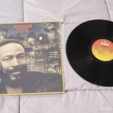 Discos de vinilo: MARVIN GAYE - MIGNIGHT LOVE - ESPAÑA - 1982 - ENCARTE - G/VG. Lote 246301275