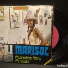 Discos de vinilo: MARISOL - MUCHACHITA MARY / MI RANCHO - SINGLE ZAFIRO 1971 PEPETO. Lote 246301450