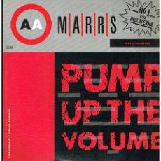 Discos de vinilo: MARRS- PUMP UP THE VOLUME - MAXI SINGLE 1987 - ED. ESPAÑA. Lote 246312705