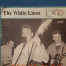"""Discos de vinilo: EP """"...ORIGINAL ROCK'N'ROLL"""" DE THE WHITE LINES. Lote 246318020"""