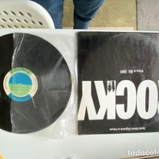Discos de vinilo: ROCKY BILL CONTI BANDA SONORA, VINILO. Lote 246331995