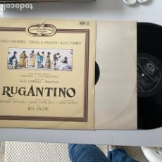 Discos de vinilo: RUGANTINO VINILO. Lote 246335710