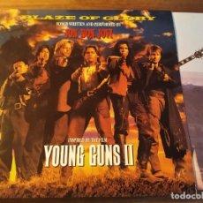 Discos de vinilo: JON BON JOVI - BLAZE OF GLORY **** RARO LP ESPAÑOL 1990 GRAN ESTADO. Lote 246341265