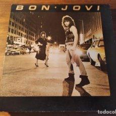 Discos de vinilo: BON JOVI - M/T **** LP ESPAÑOL 1987 GRAN ESTADO. Lote 246341770