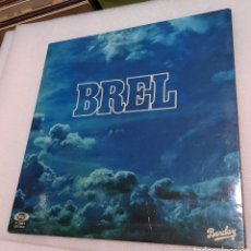 Discos de vinilo: JAQUES BREL - BREL. Lote 289353278