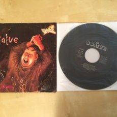 "Disques de vinyle: LA POLLA RECORDS - SALVE - RADIO PROMO SINGLE 7"" - 1984. Lote 246346415"