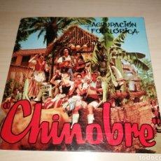 Discos de vinilo: AGRUPACIÓN FOLKLÓRICA CHINOBRE. Lote 246346565