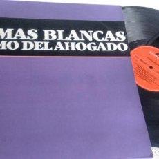 Discos de vinilo: MAXISINGLE (VINILO) DE ARMAS BLANCAS AÑOS 80. Lote 246376075