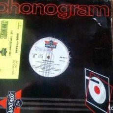 Discos de vinilo: MAXISINGLE .-PROMOCION- (VINILO) DE COMMUNARDS- KOOL & THE GANG AÑOS 80. Lote 246376245