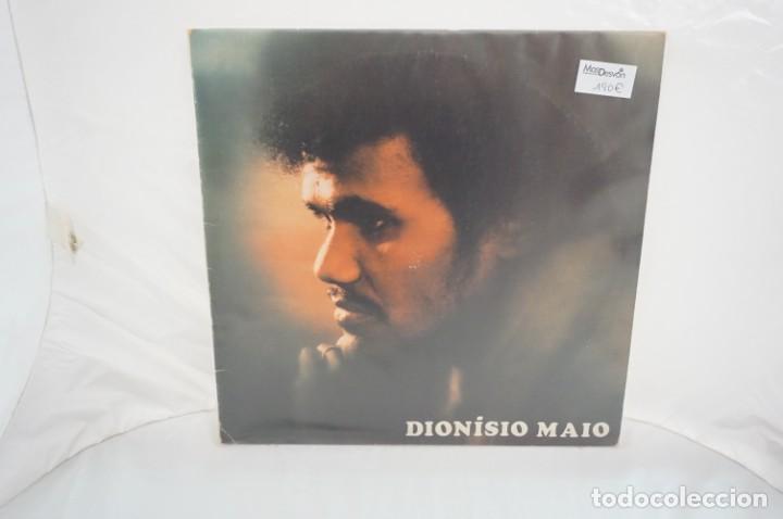 VINILO 12´´ - LP - DIONISIO MAIO - DIONISIO MAIO - CAR - COX - 1 - PRODUÇAO DE DISCOS CARLITA (Música - Discos - LP Vinilo - Otros estilos)