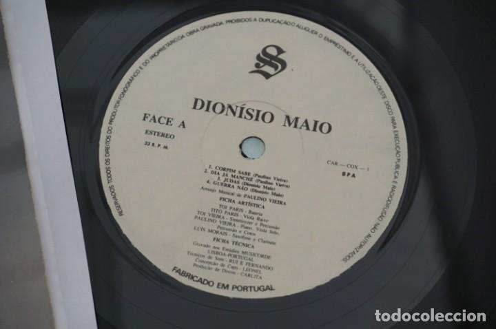 Discos de vinilo: VINILO 12´´ - LP - DIONISIO MAIO - DIONISIO MAIO - CAR - COX - 1 - PRODUÇAO DE DISCOS CARLITA - Foto 3 - 246422735