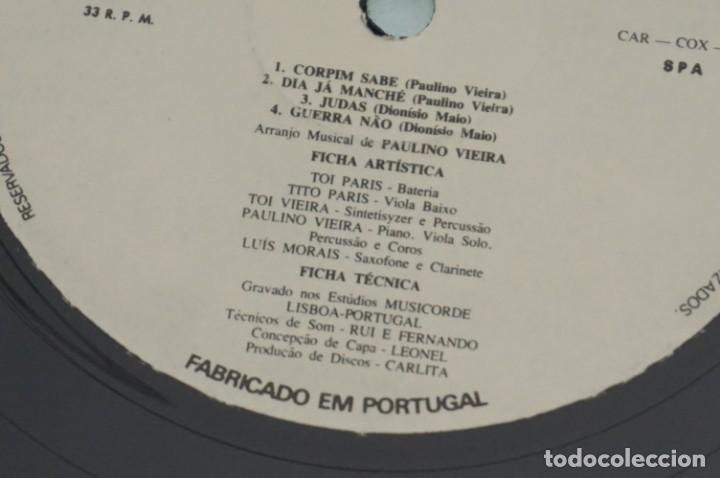 Discos de vinilo: VINILO 12´´ - LP - DIONISIO MAIO - DIONISIO MAIO - CAR - COX - 1 - PRODUÇAO DE DISCOS CARLITA - Foto 5 - 246422735