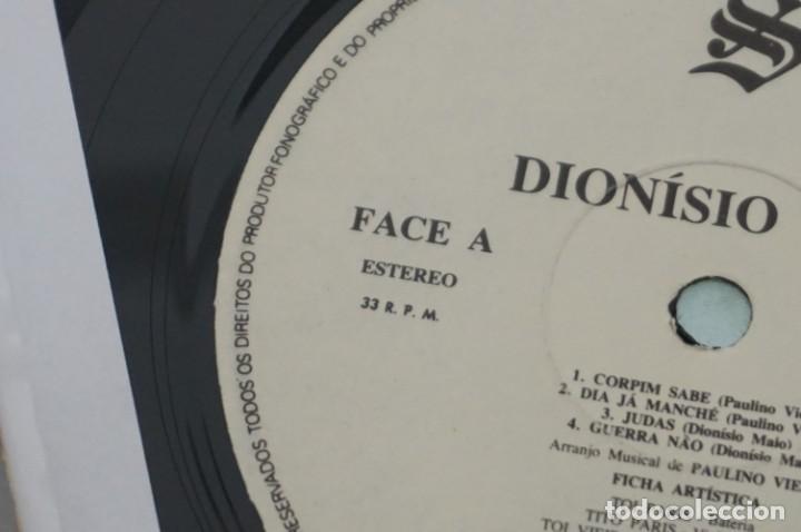 Discos de vinilo: VINILO 12´´ - LP - DIONISIO MAIO - DIONISIO MAIO - CAR - COX - 1 - PRODUÇAO DE DISCOS CARLITA - Foto 6 - 246422735