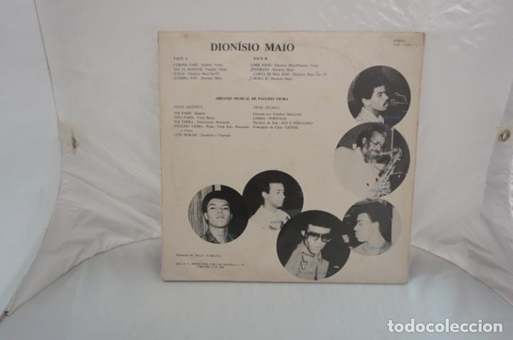 Discos de vinilo: VINILO 12´´ - LP - DIONISIO MAIO - DIONISIO MAIO - CAR - COX - 1 - PRODUÇAO DE DISCOS CARLITA - Foto 7 - 246422735