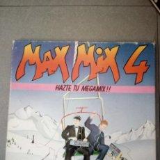 Discos de vinilo: MAX MIX 4 HAZTE TU MEGAMIX!!. Lote 246430650