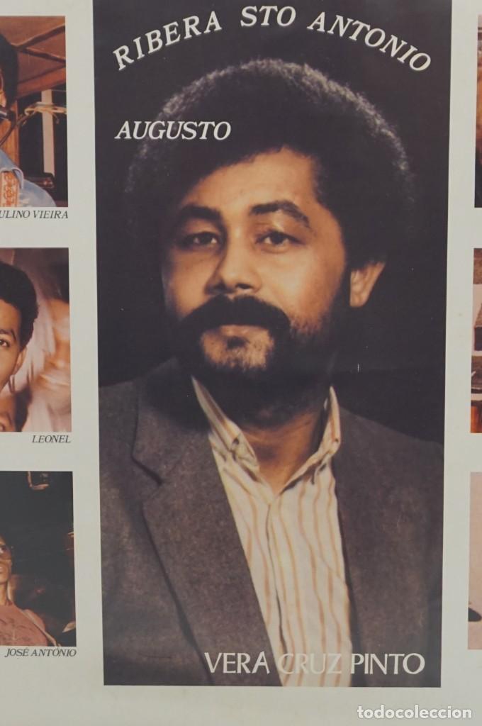 VINILO 12´´ - LP - VERA CRUZ PINTO - RIBERA STO ANTONIO - AUGUSTO ARSOM RECORDS - V. C. P. - 001/85 (Música - Discos - LP Vinilo - Otros estilos)
