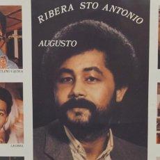 Discos de vinilo: VINILO 12´´ - LP - VERA CRUZ PINTO - RIBERA STO ANTONIO - AUGUSTO ARSOM RECORDS - V. C. P. - 001/85. Lote 246431275