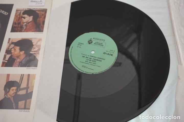 Discos de vinilo: VINILO 12´´ - LP - VERA CRUZ PINTO - RIBERA STO ANTONIO - AUGUSTO ARSOM RECORDS - V. C. P. - 001/85 - Foto 3 - 246431275