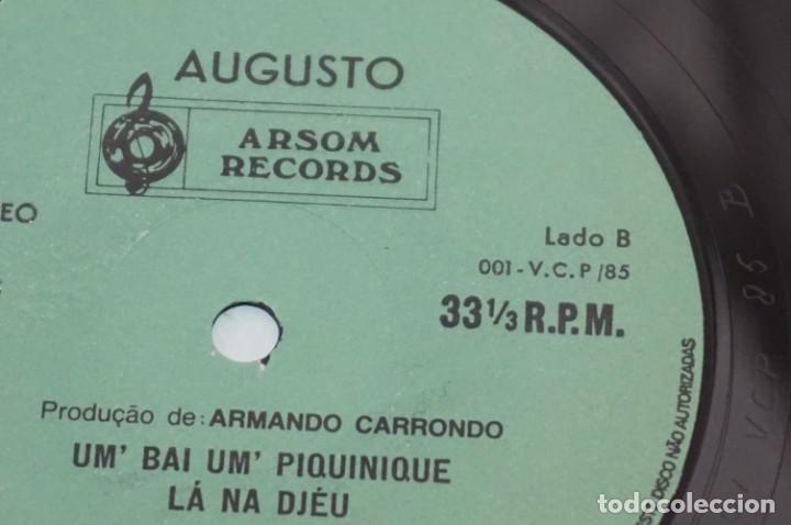 Discos de vinilo: VINILO 12´´ - LP - VERA CRUZ PINTO - RIBERA STO ANTONIO - AUGUSTO ARSOM RECORDS - V. C. P. - 001/85 - Foto 6 - 246431275