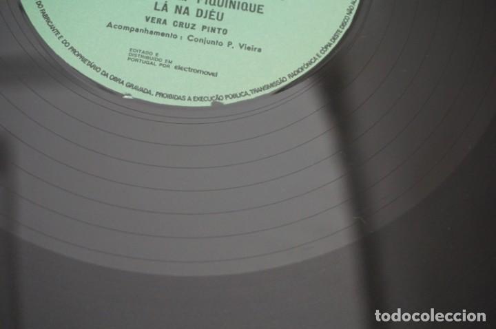 Discos de vinilo: VINILO 12´´ - LP - VERA CRUZ PINTO - RIBERA STO ANTONIO - AUGUSTO ARSOM RECORDS - V. C. P. - 001/85 - Foto 8 - 246431275