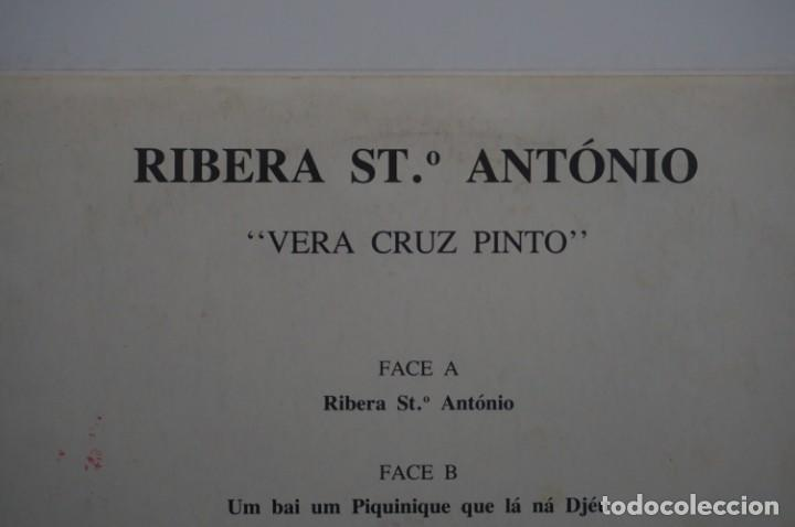 Discos de vinilo: VINILO 12´´ - LP - VERA CRUZ PINTO - RIBERA STO ANTONIO - AUGUSTO ARSOM RECORDS - V. C. P. - 001/85 - Foto 10 - 246431275