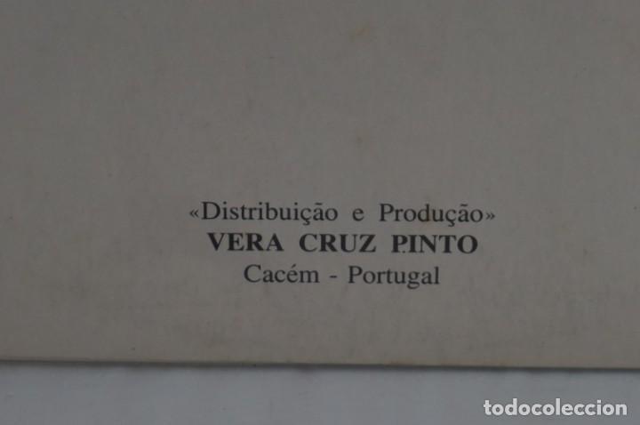 Discos de vinilo: VINILO 12´´ - LP - VERA CRUZ PINTO - RIBERA STO ANTONIO - AUGUSTO ARSOM RECORDS - V. C. P. - 001/85 - Foto 14 - 246431275