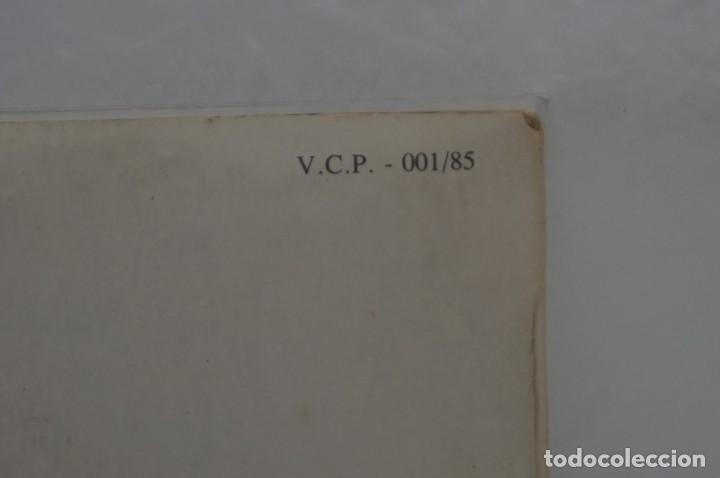 Discos de vinilo: VINILO 12´´ - LP - VERA CRUZ PINTO - RIBERA STO ANTONIO - AUGUSTO ARSOM RECORDS - V. C. P. - 001/85 - Foto 15 - 246431275