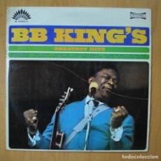 Discos de vinilo: BB KING'S - GREATEST HITS - LP. Lote 246433800