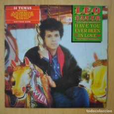 Discos de vinilo: LEO SAYER - HAVE YOU EVER BEEN IN LOVE - LP. Lote 246434045