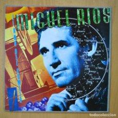 Discos de vinilo: MIGUEL RIOS - EL AÑO DEL COMETA - LP. Lote 246434225