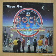 Discos de vinilo: MIGUEL RIOS - EL ROCK DE UNA NOCHE DE VERANO - LP. Lote 246434235
