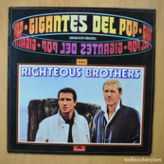 Discos de vinilo: THE RIGHTEOUS BROTHERS - GIGANTES DEL POP VOL. 6 - LP. Lote 246434410