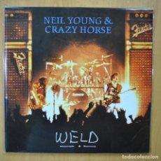 Discos de vinilo: NEIL YOUNG & CRAZY HORSE - WELD - 2 LP GATEFOLD BUENO. Lote 246434575
