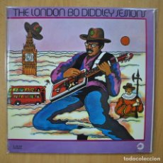 Discos de vinilo: BO DIDDLEY - THE LONDON BO DIDDLEY SESSIONS - GATEFOLD. Lote 246434665