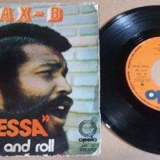 Discos de vinilo: MAX-B / NESSA / SINGLE 7 PULGADAS. Lote 246436595